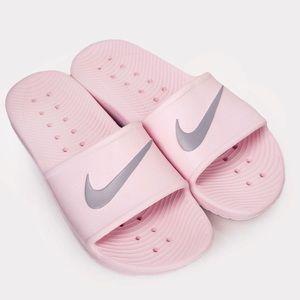 NWT Nike Blush Pink Rubber Shower Slides Sandals